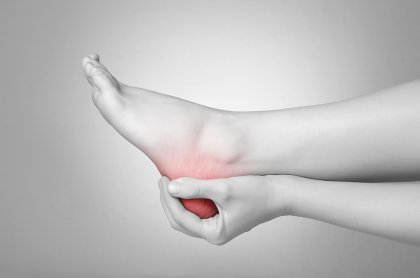 reiki for foot pain