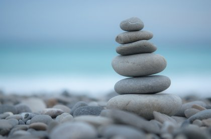 balance with reiki treatments