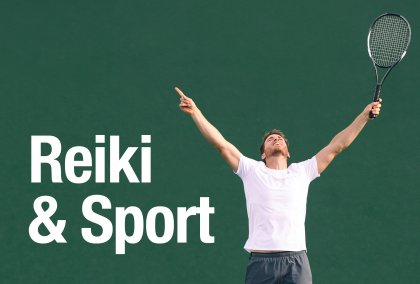 Reiki Sports Injury London