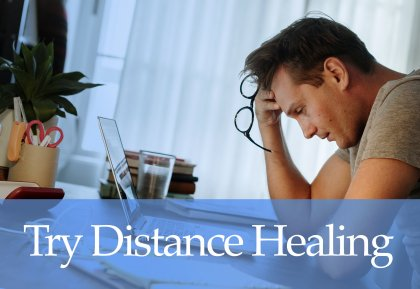 Does distance healing work?